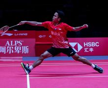 Link Live Streaming BWF World Tour Finals 2019 - Ginting Vs Chen Long!
