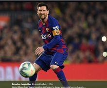 Kepedulian Lionel Messi yang Buat Pesepak Bola Kolombia Ini Tersentuh