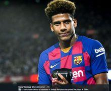 Sadar Diri, Pemain Buangan Barcelona Kini Mulai Tobat