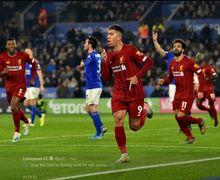 'LiVARPool' Menjadi Trending Twitter yang Hiasi Kemenangan Liverpool