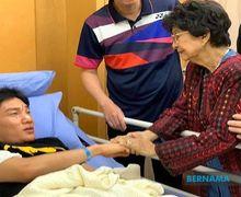 Kondisi Terkini Kento Momota, Harus di Rumah Sakit Satu Malam Lagi
