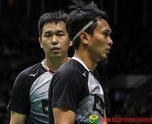 Hasil Kejuaraan Beregu Asia 2020 - Indonesia Lolos Semifinal Kurang dari 2 Jam