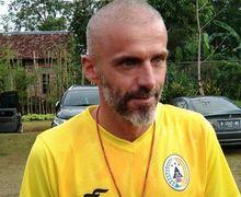 Mundur dari PSS Sleman, Eduardo Perez Akhirnya Angkat Bicara