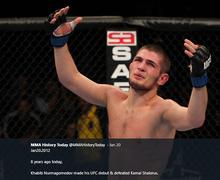 Khabib NurmagomedovTampak Kurang Percaya Diri di 9 Pekan Terakhir Sebelum Hadapi Tony Ferguson pada UFC 249?
