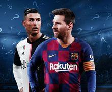 Ronaldo dan Messi Dirumorkan Bakal Berduet, Juventus Sok Misterius