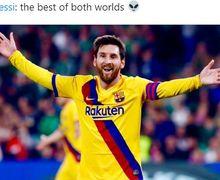 Satu Permintaan Spesial Lionel Messi yang Gagal Diwujudkan Barcelona