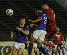 Bali United Vs Svay Rieng - Ilija Spasojevic Buka Suara soal Gol yang Dianulir