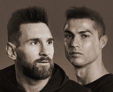 Ini Diet Ala Lionel Messi yang Tak Kalah dari Cristiano Ronaldo