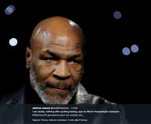 Terungkap! Ini Kebiasan Mike Tyson di Ruang Ganti yang Sempat Bikin Repot Orang-orang di Sekitarnya