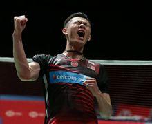 Ini Komentar Tunggal Putra Malaysia Usai Buat Jonatan Christie Angkat Koper dari  All England 2020