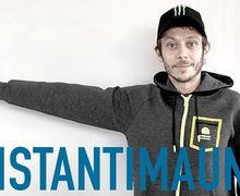 Aktivitas Terkini Valentino Rossi, Pasca Italia Lockdown Akibat Pandemi Virus Corona