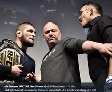 Siasat Unik Presiden UFC Ngotot Gelar Duel Khabib Nurmagomevod Vs Tony Ferguson