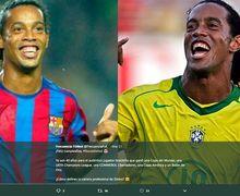Babak Baru Kasus Ronaldinho, Indikasi Pencucian Uang Berujung Ancaman 10 Tahun Bui