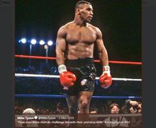 Sosok yang Membuat Mike Tyson Merasa Menyesal Sepanjang Kariernya