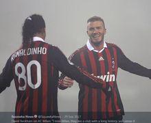 Juventus Vs AC Milan - Bek Buangan Chelsea Sejajar David Beckham