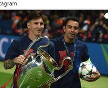 Messi Tak Segera Perpanjang Kontrak di Barca, Xavi Siap Turun Tangan?