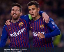 Link Live Streaming Getafe Vs Barcelona - Menanti Ganasnya Coutinho