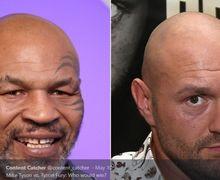 Reaksi Pertama Tyson Fury Ketika Ditawari Bertanding Lawan Mike Tyson