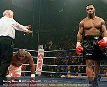 Mike Tyson Akui Kepikiran untuk Bunuh Diri Jika Tak Menikah 3 Kali