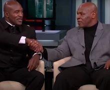 Antusias Fan Mike Tyson Begitu Besar, Holyfield Ingin Duel Ketiga!