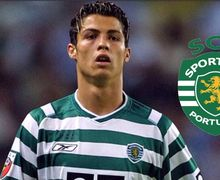 Tinggalkan Juventus, Cristiano Ronaldo Bakal Gabung ke Sporting Lisbon