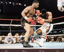 Malangnya Mike Tyson, Hajar Juara Tinju KO Malah Kehilangan Miliaran Rupiah