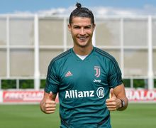 Punya Fisik Kuat, Cristiano Ronaldo Masih Kalah dari 1 Pemain AC Milan