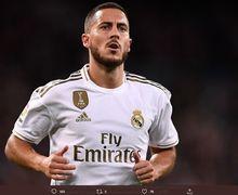 Real Madrid Selangkah Lagi Juara, Eden Hazard Kedapatan Habiskan 9 Miliar Rupiah untuk Koleksinya