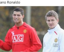 Senjata Rahasia Manchester United Disebut Mirip Cristiano Ronaldo!