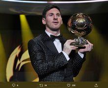 5 Kandidat Ballon d'Or, Lionel Messi Memburu Trofi Ketujuh, Ronaldo Kemana?