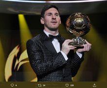 Duo Chelsea Siap Hadang Lionel Messi dalam Perebutan Ballon d'Or 2021
