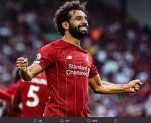 Mohamed Salah hanya Ingin Bersama Sang Putri Ketika Liverpool 'Resmi' Juara Liga Inggris