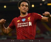 Respon Lucu Bintang Liverpool Terkait Komparasi Ronaldo & Messi