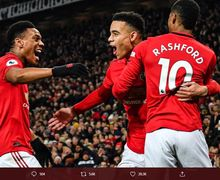 6 Pemain Man United Dibebankan Solskjaer Saingi Gol Trio Setan Merah!