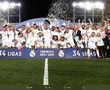 Real Madrid Juara Liga Spanyol, Pemuda Ini Malah Pindah Man United!