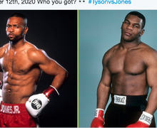 Mike Tyson Vs Roy Jones Jr - Anthony Joshua Beri Peringatan Keras!