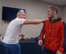 Meski Khabib Nurmagomedov & GSP Setuju Berduel, UFC Pemegang Kuncinya!