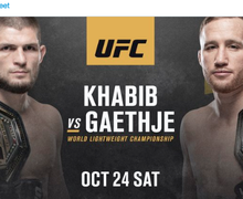 UFC 254 - Khabib Nurmagomedov, Raja dari Dagestan yang Nyaris Sempurna