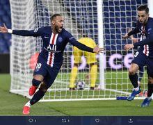 Neymar Terancam Absen di Final Liga Champions Karena Tindakan Sepele