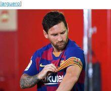 Tak Betah di Barcelona, Mungkinkah Lionel Messi Membelot ke Real Madrid?