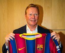 Usai Rekrut Ronald Koeman, Barcelona Diperingatkan Mantan Pemain