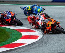 Hasil MotoGP Portugal 2020 -Si Anak Lokal Juara, Joan Mir Malah Sial