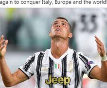 Cristiano Ronaldo di Mata Wonderkid Juventus, Panutan Sempurna!