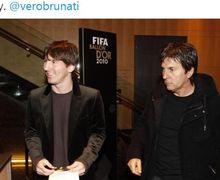 Ayah Lionel Messi Mulai Berkomentar soal Tawaran Lebih Baik dari PSG