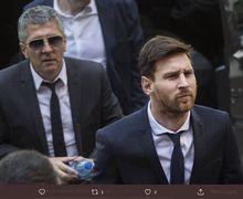 Ayah Lionel Messi Pastikan Lionel Messi Sulit Bertahan di Barcelona