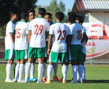 Kalahkan Timnas U-19 Indonesia, Bulgaria Justru Merasa Tak Beruntung
