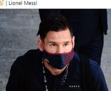 Usai Akur dengan Barcelona, Lionel Messi Usut Kasus Lain di Pengadilan