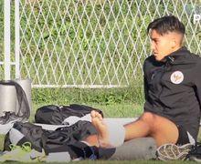 Striker Beraroma Eropa Bicara Soal Persaingan di Timnas U-19 Indonesia