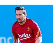 Ini Yang Dikatakan Lionel Messi Saat Marah-marah di Laga Uji Coba