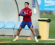 Demi Kebahagiaan Antoine Griezmann, Barcelona Sampai Korbankan Philippe Coutinho